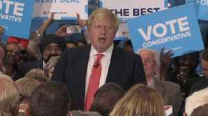 Boris Johnson Cleared By Party Leaders After Offensive Remarks About Burqas [Video]