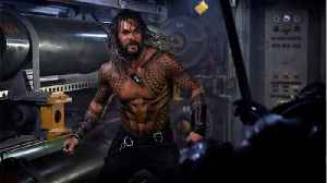 'Aquaman' Makes $13.7 Million In Previews [Video]