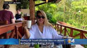 Family Of South Florida Woman Killed In Costa Rica Suing Airbnb [Video]