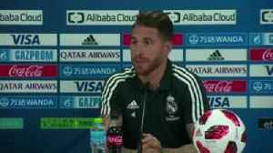 Ramos: Everyone would want Jose as boss [Video]