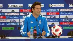 News video: Real and Al Ain look ahead to Club World Cup final