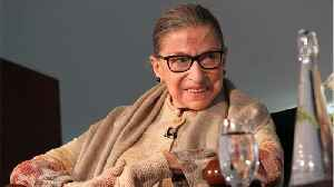 News video: Justice Ginsburg Undergoes Surgery For Lung Cancer