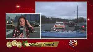 AAA Mid-Atlantic Public Affairs Manager Gives Holiday Travel Tips [Video]