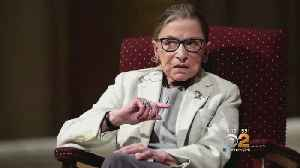 Health Scare For Supreme Court Justice Ruth Bader Ginsburg [Video]