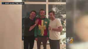 Ryan Reynolds Pranked Into Wearing Holiday Sweater [Video]