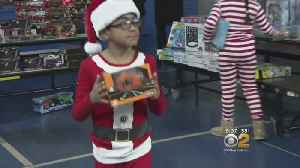 N.J. Community Saves Christmas After Flooding Damages Students' Gifts [Video]