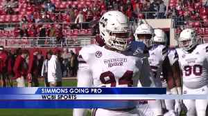 Jeffery Simmons Declares for 2019 NFL Draft [Video]