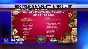 Harrison County Utility Authority garbage pick-up schedule [Video]