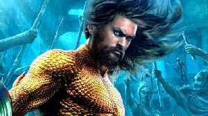 Aquaman Spoiler Review: Underwater Insanity [Video]