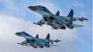 Moscow Bolsters Air Force Presence In Ukraine Amid Heightened Tensions [Video]