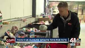 Toys R Us closure leaves local Toys for Tots filling gaps [Video]