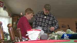 Years later, military veteran's ashes returned to his family [Video]