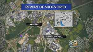Police Find No Evidence Of Shots Fired At Delaware's Christiana Mall [Video]