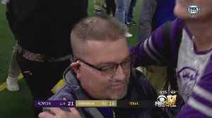 Dying Newton High School Football Coach Lives To See His Team Become Champions [Video]