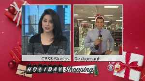 Merchants Hoping Super Saturday Bargains Will Help Last-Minute Shoppers [Video]