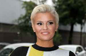 Kerry Katona gets her own gifts [Video]