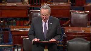 Schumer to Trump: 'You must abandon the wall' [Video]