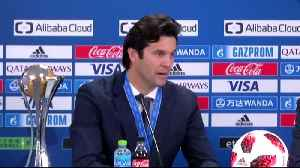 Solari credits players with record third consecutive world title [Video]