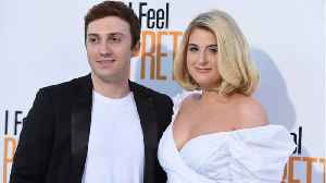 Meghan Trainor Gets Married On Her Birthday! [Video]
