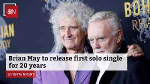 Brian May Drops First New Solo Single in 20 Years [Video]