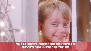 The Biggest Box Office Christmas Movies Ever [Video]