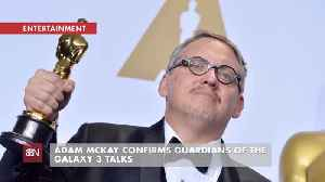 Adam McKay Confirms Guardians Of The Galaxy 3 Talks [Video]