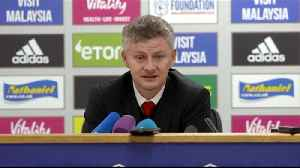Solskjaer looks to United of old to inspire climb up the table [Video]