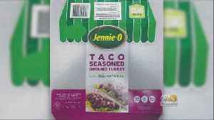 More Than 164K Pounds Of Jennie-O Ground Turkey Recalled [Video]