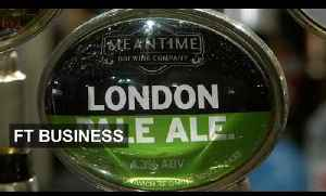 SABMiller looks to craft beer for growth | FT Busines [Video]