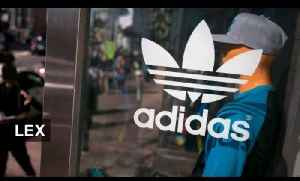 Adidas falling below par [Video]