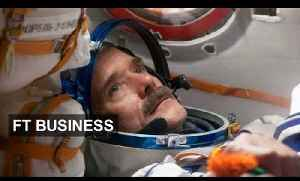 What astronauts do next after space | FT Business [Video]