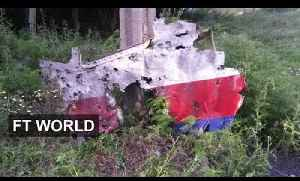 MH17: FT video shows signs of strike [Video]