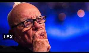 Murdoch's bear hug rebuffed [Video]
