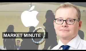 Apple revenue decline, equities mixed | FT Market Minute [Video]