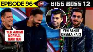 Salman Ranveer INSULT Karan Johar On NATIONAL TELEVISION | Weekend Ka Vaar | Bigg Boss 12 Update [Video]