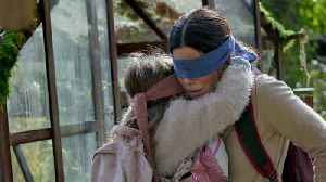 Is 'Bird Box' A Ripoff Of 'A Quiet Place'? [Video]