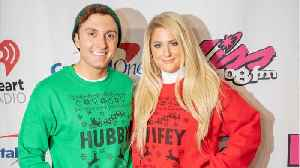 Trending: Meghan Trainor and Daryl Sabara got hitched, Demi Lovato is happy, healthy and grateful to be alive, and Rihanna confi [Video]