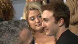 Meghan Trainor weds Daryl Sabara [Video]