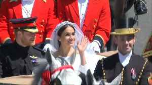 Special: Harry and Meghan Markle's 2018 [Video]