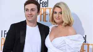 Meghan Trainor Got Married! [Video]