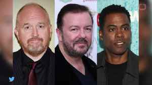 Video Of Louis C.K., Ricky Gervais, And Chris Rock Casually Using N-Word Sparks Controversy [Video]