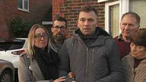 'We are receiving medical care': Pair wrongly accused of Gatwick drone say they feel violated [Video]