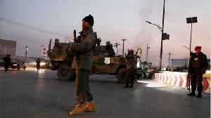 Militants Storm Government Building In Afghan Capital [Video]