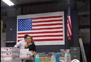 Family of President George H.W. Bush sends care packages to service members in Afghanistan [Video]