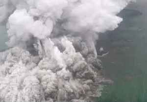 Indonesia's Krakatau Volcano Continues to Erupt After Triggering Deadly Tsunami [Video]