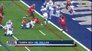 Key penalties, turnovers cost Tampa Bay Buccaneers in 27-20 loss to Dallas Cowboys [Video]
