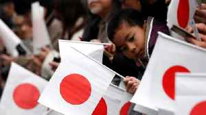 Japan's Population Drops, Remaining Under 1 Million For The Third Year [Video]