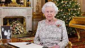 Queen Elizabeth II Gives Message Of Peace And Respect For The Holidays [Video]