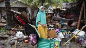 Hunt on for tsunami survivors, as death toll rises to over 370 [Video]