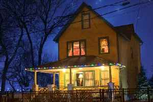 Fans of 'A Christmas Story' Can Rent a Room in Ralphie's House [Video]